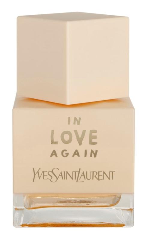 Yves Saint Laurent In Love Again eau de toilette pentru femei 80 ml