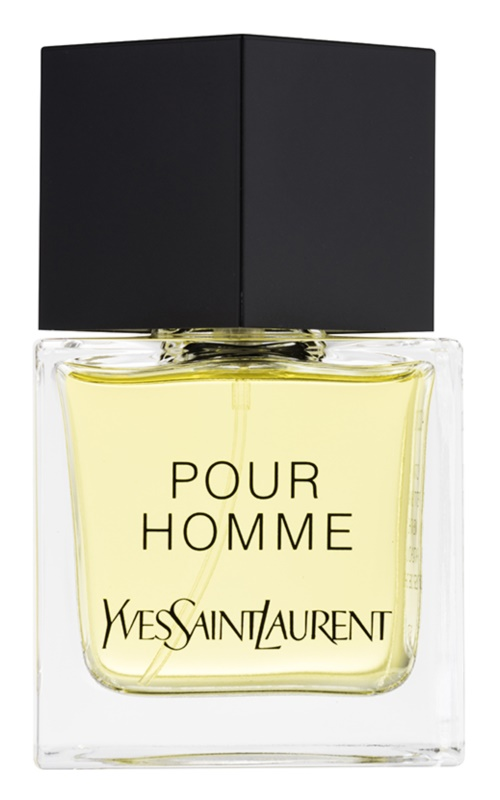 Yves Saint Laurent Pour Homme Eau de Toilette for Men 80 ml