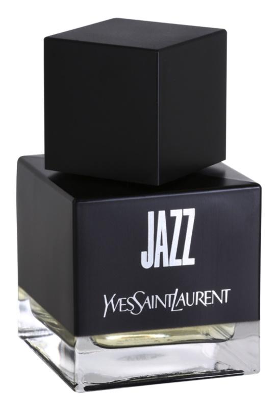 Yves Saint Laurent Jazz Eau de Toilette für Herren 80 ml