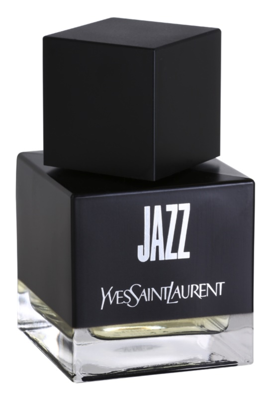 Yves Saint Laurent Jazz Eau de Toilette para homens 80 ml