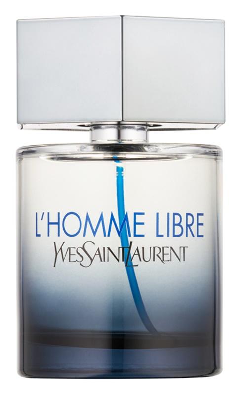 Yves Saint Laurent L'Homme Libre woda toaletowa dla mężczyzn 100 ml