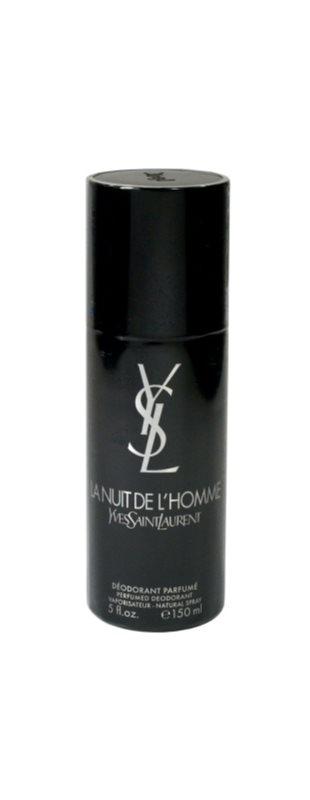 Yves Saint Laurent La Nuit de L'Homme deospray pre mužov 150 ml