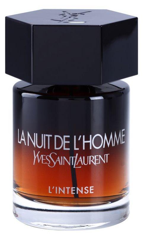 Yves Saint Laurent La Nuit de L'Homme L'Intense eau de parfum pour homme 100 ml
