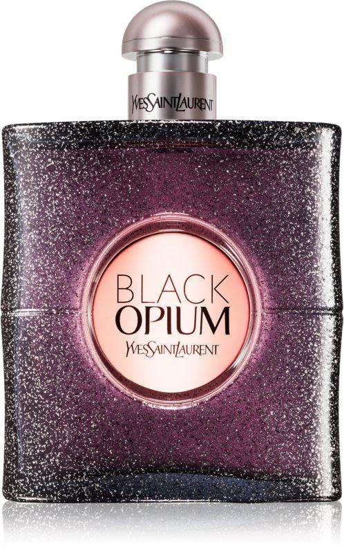Yves Saint Laurent Black Opium Nuit Blanche парфумована вода для жінок 90 мл