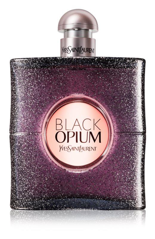 Yves Saint Laurent Black Opium Nuit Blanche Eau de Parfum voor Vrouwen  90 ml