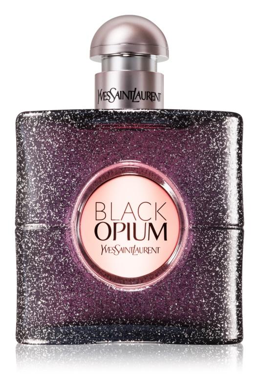 Yves Saint Laurent Black Opium Nuit Blanche eau de parfum pour femme 50 ml