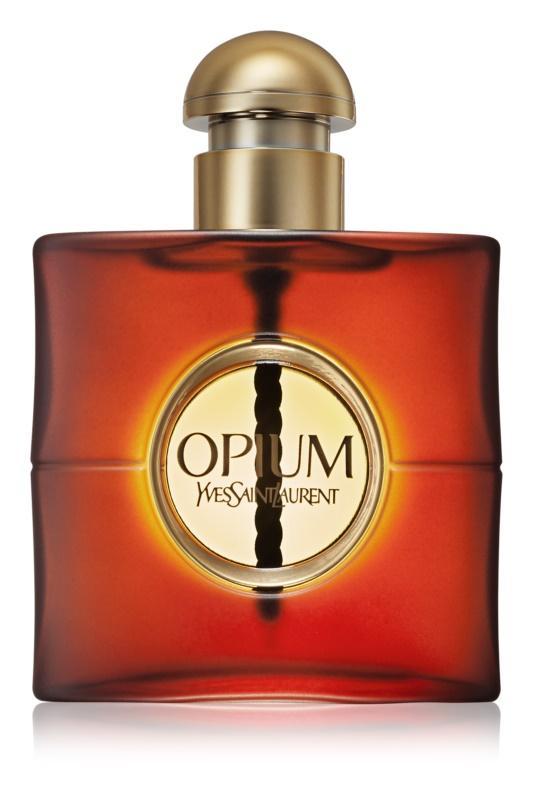 Yves Saint Laurent Opium eau de parfum per donna 50 ml