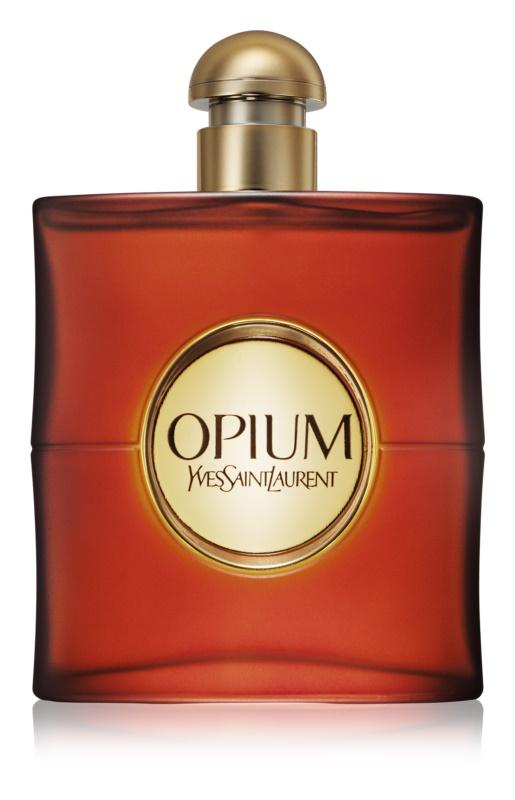 Yves Saint Laurent Opium Eau de Toilette Damen 90 ml