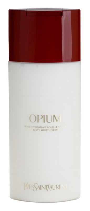 Yves Saint Laurent Opium leite corporal para mulheres 200 ml