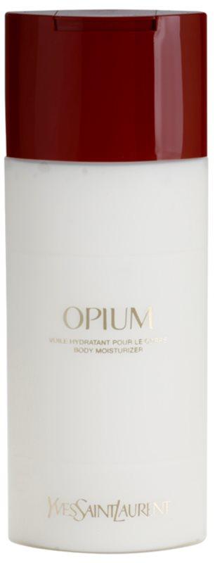Yves Saint Laurent Opium lotion corps pour femme 200 ml