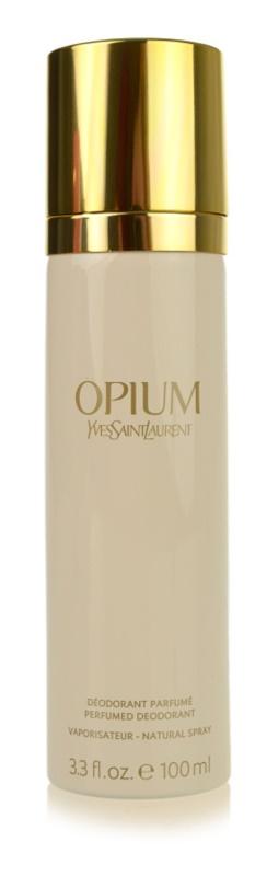 Yves Saint Laurent Opium Αποσμητικό σε σπρέι για γυναίκες 100 μλ