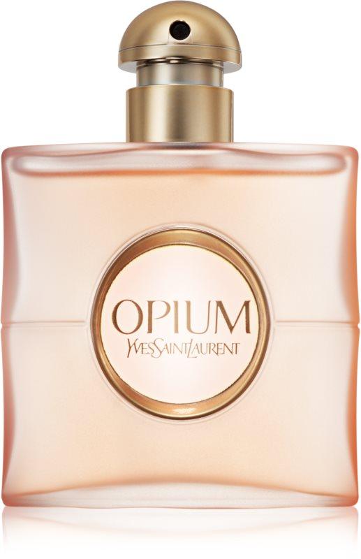 Yves Saint Laurent Opium Vapeurs de Parfum eau de toilette pentru femei 50 ml