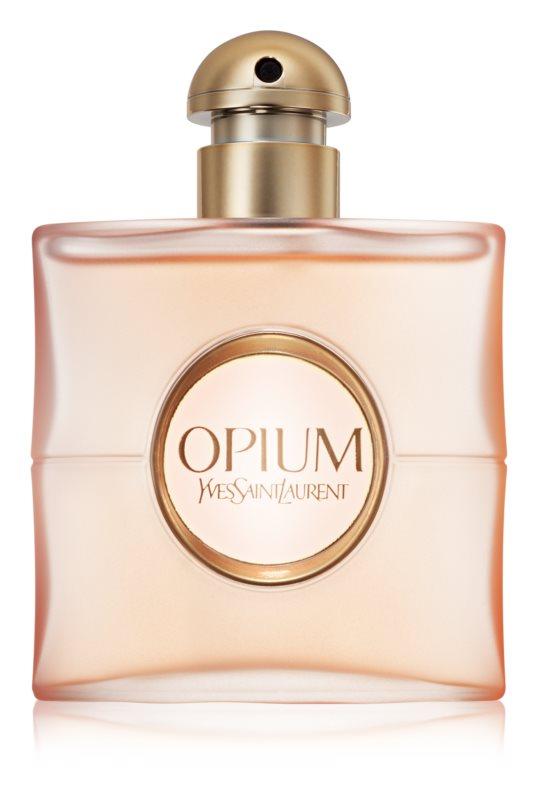 Yves Saint Laurent Opium Vapeurs de Parfum toaletní voda pro ženy 50 ml