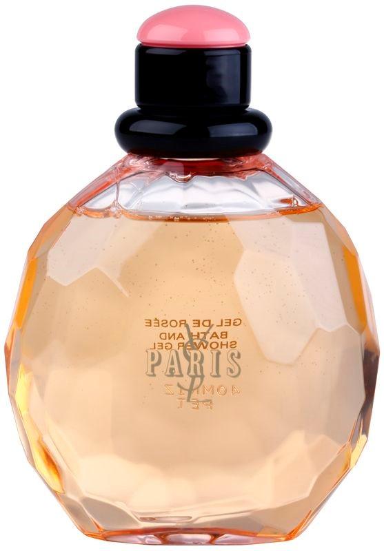 Yves Saint Laurent Paris gel de duche para mulheres 200 ml