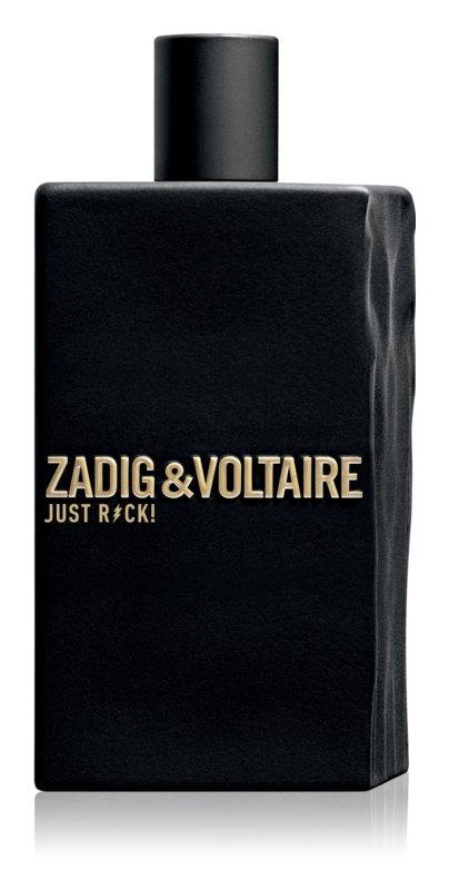 Zadig & Voltaire Just Rock! Pour Lui eau de toilette pentru barbati 100 ml