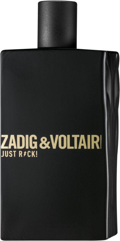 Zadig & Voltaire Just Rock! eau de toilette férfiaknak 100 ml