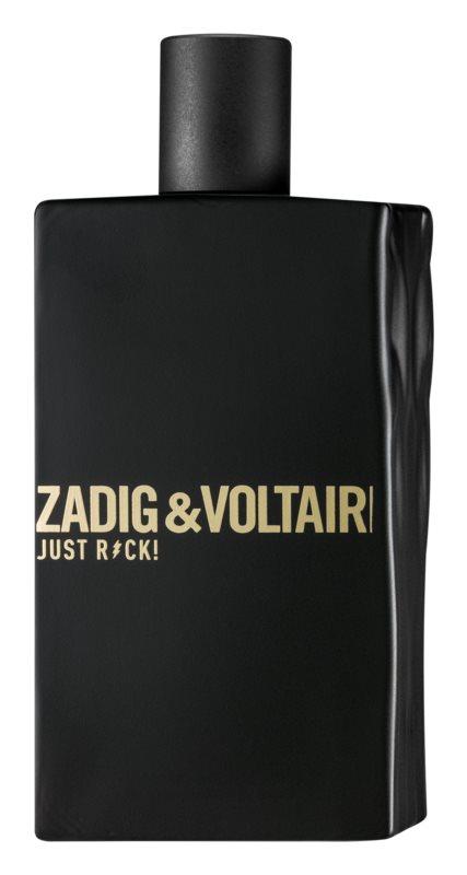 Zadig & Voltaire Just Rock! toaletní voda pro muže 100 ml