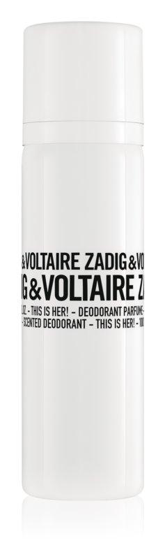 Zadig & Voltaire This Is Her! Deo Spray voor Vrouwen  100 ml