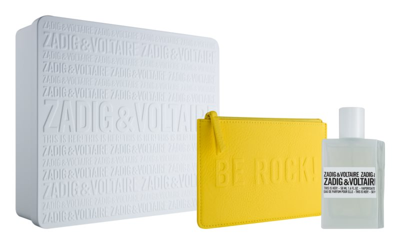 Zadig & Voltaire This Is Her! coffret cadeau IV.