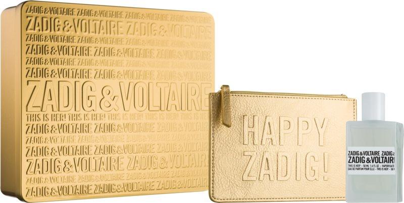 Zadig & Voltaire This Is Her! dárková sada