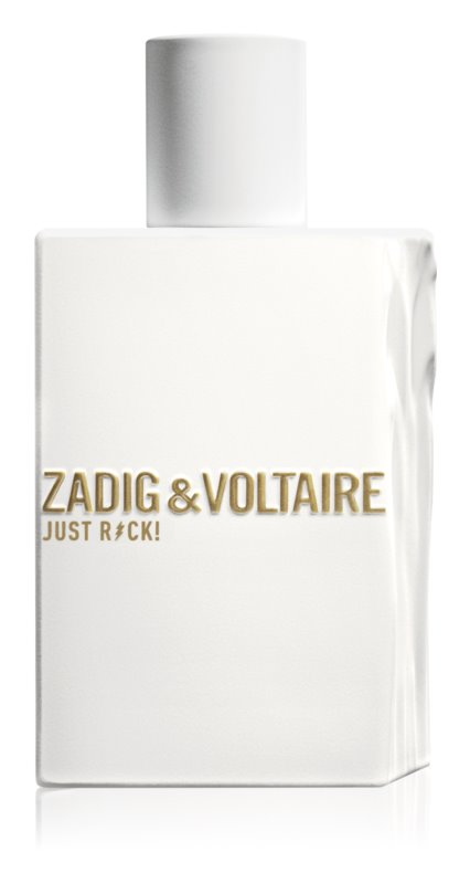 Zadig & Voltaire Just Rock! Pour Elle Eau de Parfum für Damen 50 ml