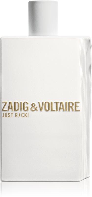 Zadig & Voltaire Just Rock! Pour Elle eau de parfum pentru femei 100 ml