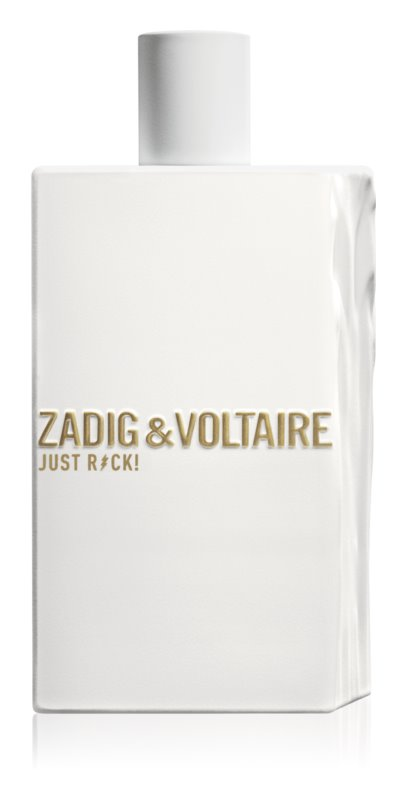 Zadig & Voltaire Just Rock! Pour Elle eau de parfum per donna 100 ml