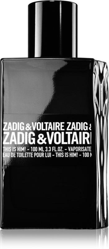 Zadig & Voltaire This Is Him! eau de toilette pentru barbati 50 ml