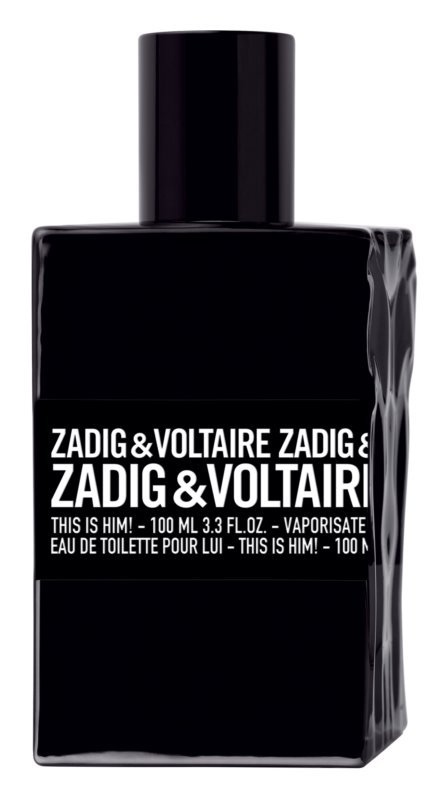 Zadig & Voltaire This Is Him! Eau de Toilette für Herren 100 ml