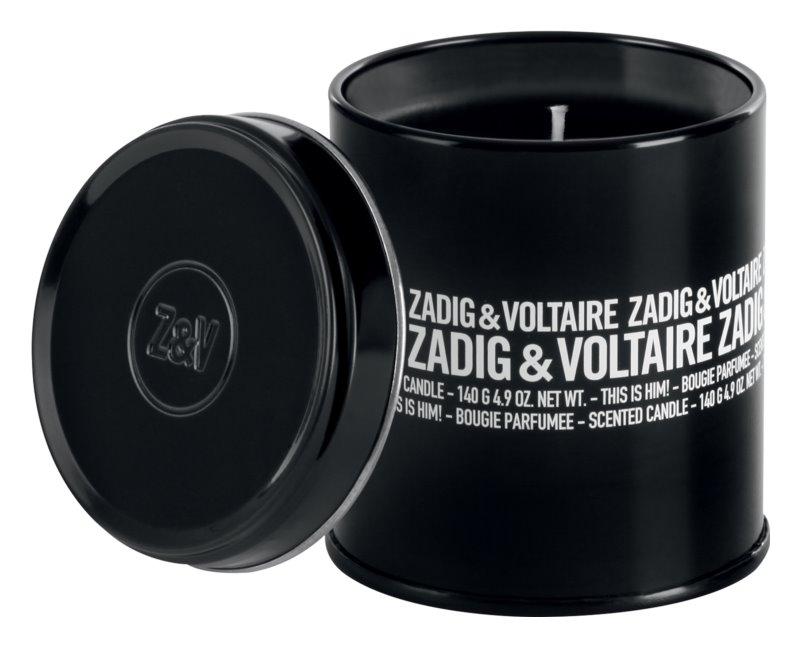 Zadig & Voltaire This Is Him! lumanari parfumate  pentru barbati 140 ml