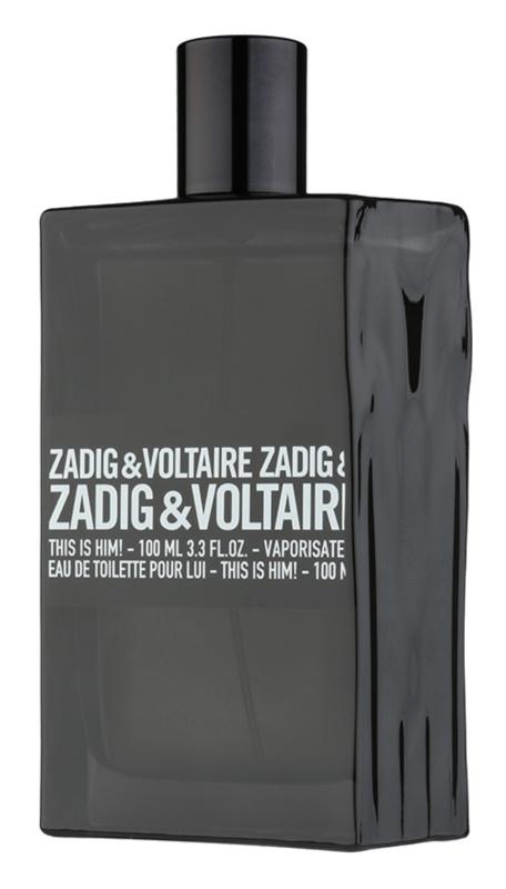Zadig & Voltaire This Is Him! eau de toilette pentru barbati 100 ml