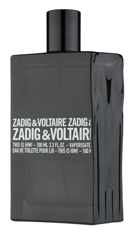 Zadig & Voltaire This Is Him! toaletná voda pre mužov 100 ml