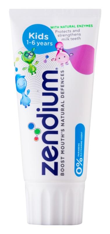 Zendium Kids pasta de dientes para niños