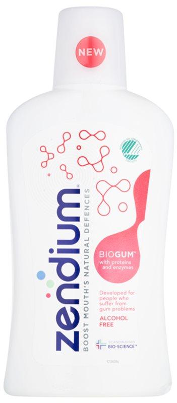 Zendium BioGum enjuague bucal para proteger dientes y encías