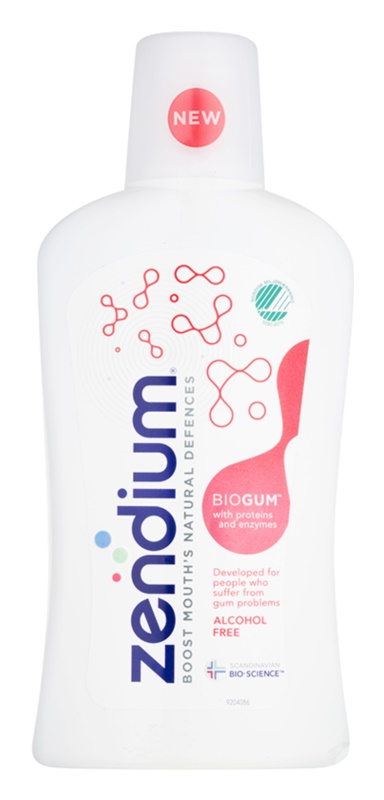Zendium BioGum Mouthwash For Protection Of Teeth And Gums