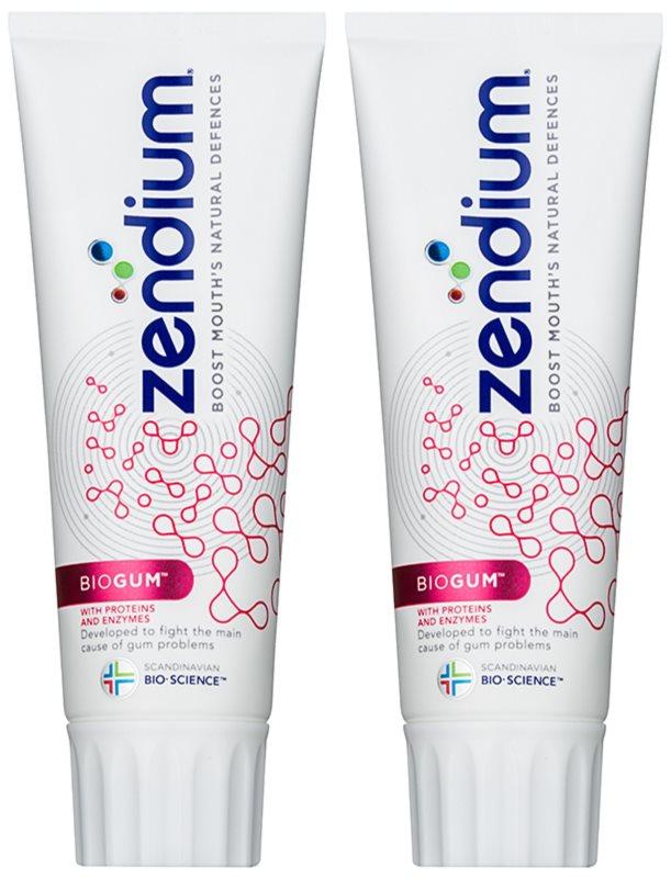 Zendium BioGum pasta za cjelovitu zaštitu zuba duo