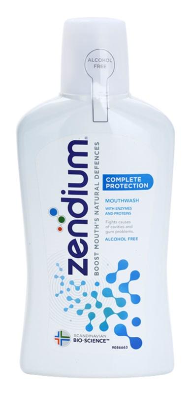 Zendium Complete Protection szájvíz alkoholmentes