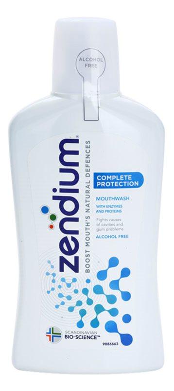 Zendium Complete Protection вода за уста без алкохол