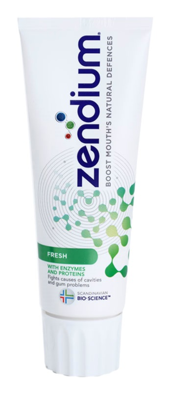 Zendium Fresh dentifrice pour une haleine fraîche