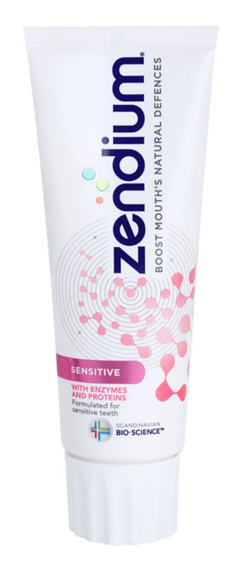 Zendium Sensitive паста за чувствителни зъби