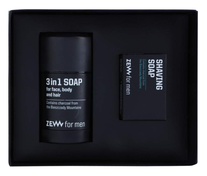 Zew For Men Cosmetic Set III.