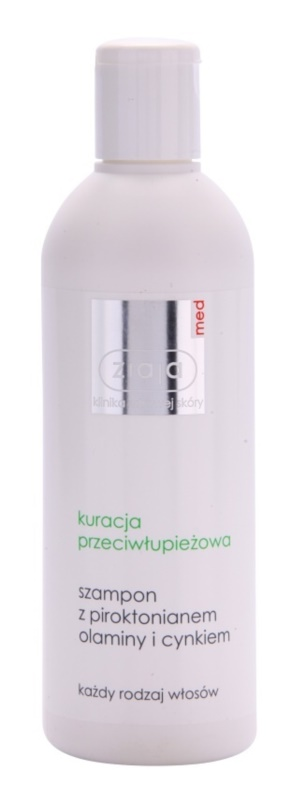 Ziaja Med Hair Care šampon proti lupům