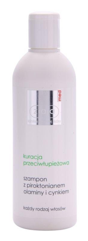 Ziaja Med Hair Care шампунь проти лупи