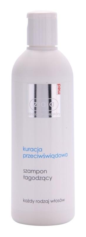 Ziaja Med Hair Care nyugtató sampon érzékeny fejbőrre