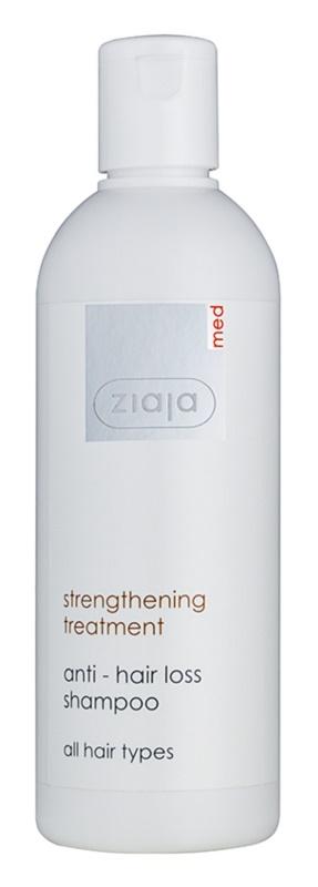 Ziaja Med Hair Care šampón proti vypadávaniu vlasov