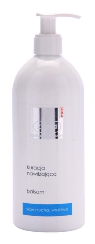 Ziaja Med Hydrating Care бальзам для тіла із зволожуючим ефектом для сухої та чутливої шкіри