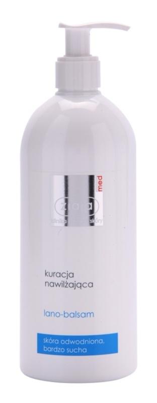 Ziaja Med Hydrating Care výživný regeneračný balzam pre dehydratovanú a veľmi suchú pokožku