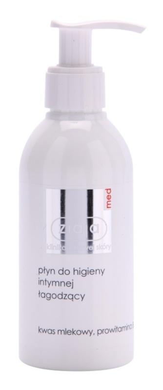 Ziaja Med Intimate Hygiene gel pro intimní hygienu se zklidňujícím účinkem