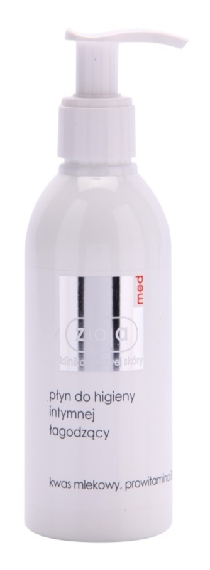 Ziaja Med Intimate Hygiene gel za intimno higieno s pomirjajočim učinkom