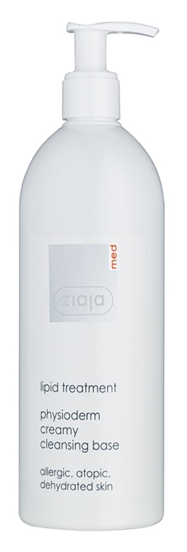 Ziaja Med Lipid Care фізіологічна емульсія для алергічної та чутливої шкіри